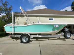 Used Tidewater 180 CC Adventure Center Console Fishing Boat For Sale