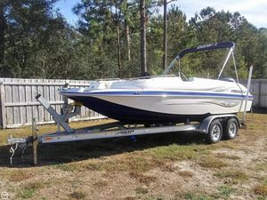 Used Starcraft 2000 Deck Boat For Sale