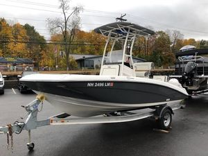 Used Yamaha Boats 190 FSH Sport190 FSH Sport Center Console Fishing Boat For Sale
