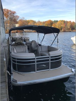 Used Bennington 2350 RSR2350 RSR Pontoon Boat For Sale