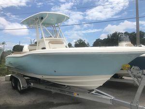 New Pioneer 222 Islander222 Islander Ski and Fish Boat For Sale