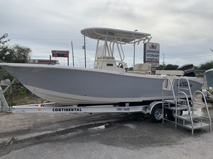 New Sea Chaser 24 HFC24 HFC Freshwater Fishing Boat For Sale
