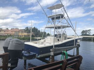 Used Rybovich Rybo-Runner with Twin Yamaha 250 with WarrantyRybo-Runner with Twin Yamaha 250 with Warranty Center Console Fishing Boat For Sale