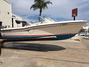Used Grady-White Tournament 225 with 250 engineTournament 225 with 250 engine Saltwater Fishing Boat For Sale
