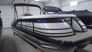 New Bennington 25QSB25QSB Pontoon Boat For Sale