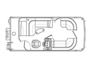 New Bennington 20 SLX20 SLX Pontoon Boat For Sale
