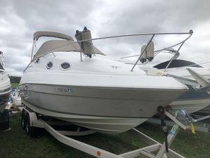 Used Regal Commodore 2465Commodore 2465 Cuddy Cabin Boat For Sale