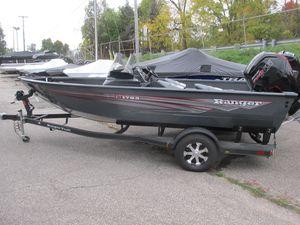 New Ranger VS 1782 DCVS 1782 DC Aluminum Fishing Boat For Sale