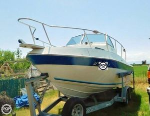 Used Marlin 220 SL Chinook Walkaround Fishing Boat For Sale
