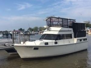 Used Carver 3607 Aft Cabin3607 Aft Cabin Motor Yacht For Sale