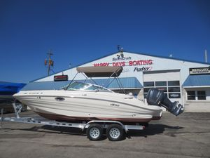 Used Southwind Deck Boat For Sale