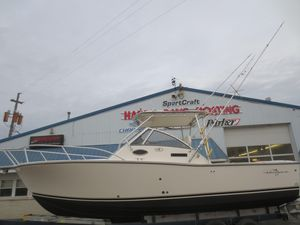 Used Albemarle 285 Express Fisherman285 Express Fisherman Saltwater Fishing Boat For Sale