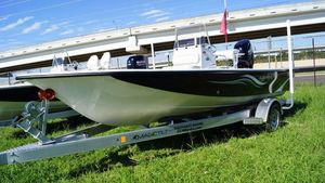New Blue Water 1900 STL1900 STL Center Console Fishing Boat For Sale