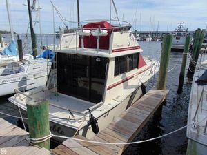 Used Trojan F32 Sedan Express Cruiser Boat For Sale