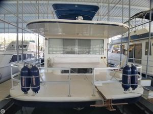 Used Gibson 50 House Boat For Sale