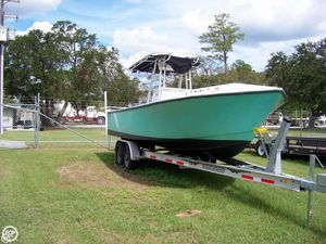 Used Parker Marine 25 Center Console Center Console Fishing Boat For Sale
