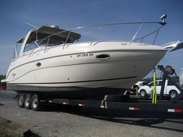 Used Rinker 312 Fiesta Vee Cruiser Boat For Sale