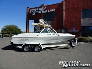 Used Mariah 202 Shabah202 Shabah Bowrider Boat For Sale