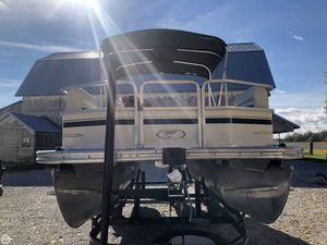 Used Fisher 200 Pontoon Boat For Sale