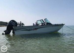 Used Alumacraft Trophy 185 Aluminum Fishing Boat For Sale