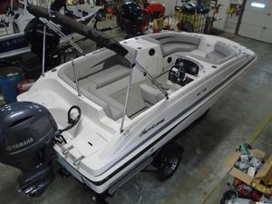 New Hurricane SS 188 OBSS 188 OB Deck Boat For Sale