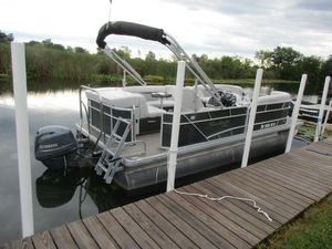 Used Sweetwater SW 2086 CSW 2086 C Pontoon Boat For Sale