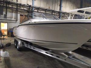 New Key West Boats 239 DFSBoats 239 DFS Walkaround Fishing Boat For Sale