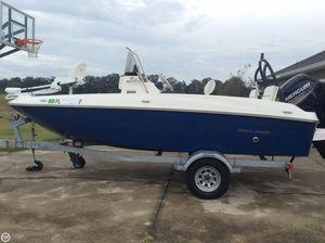 Used Bayliner F18 Element Bowrider Boat For Sale