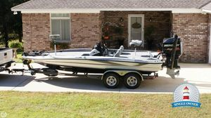 Used Triton 20 TRX Bass Boat For Sale