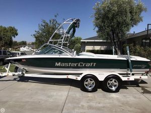 Used Mastercraft 190 Prostar Ski and Wakeboard Boat For Sale