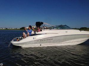Used Crownline Eclipse E2 EC Deck Boat For Sale