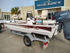 Used G3 1860 CC1860 CC Utility Boat For Sale