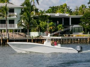 Used Yellowfin 3434 Center Console Fishing Boat For Sale