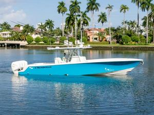 Used Sea Vee 39 Z39 Z Center Console Fishing Boat For Sale