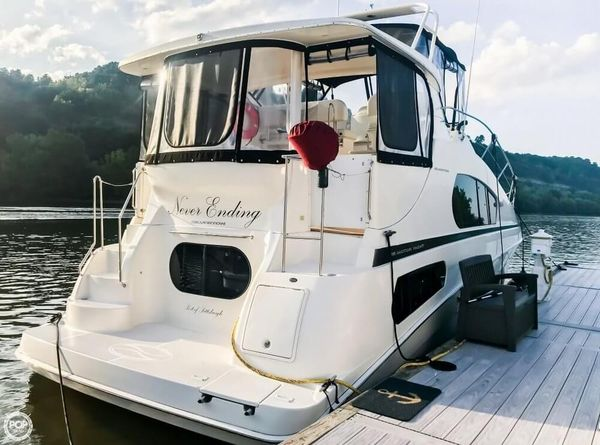 Used Silverton 39 Motor Yacht Express Cruiser Boat For Sale