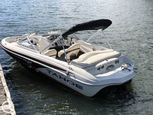Used Tahoe 18 Q4i Bowrider Boat For Sale