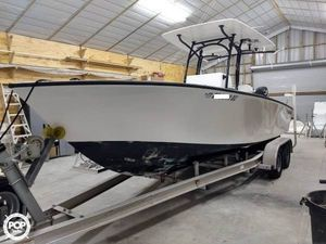 Used Hurricane 23 Center Console Fishing Boat For Sale
