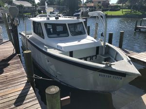 Used Silver Ships AM 1100AM 1100 Commercial Boat For Sale
