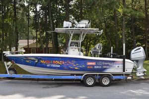 Used Crevalle 24 Bay24 Bay Center Console Fishing Boat For Sale