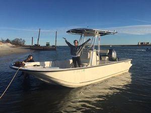 Used Tidewater 2196 Skiff2196 Skiff Boat For Sale
