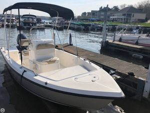 Used Key West 172 SE Center Console Fishing Boat For Sale