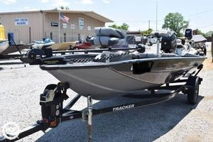 Used Tracker Pro 175 TF Aluminum Fishing Boat For Sale