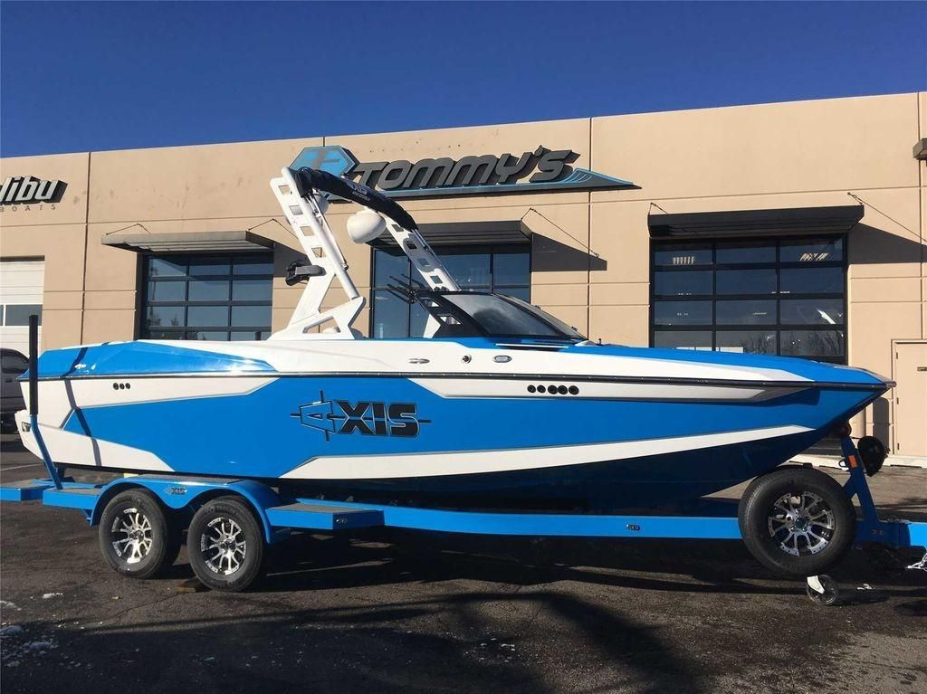 Axis Boats For Sale >> 2019 New Axis Wake Research A22wake Research A22 Ski And Wakeboard