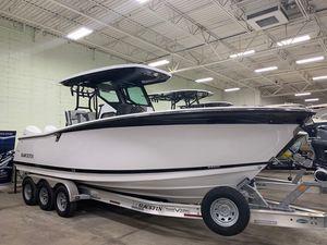 New Blackfin 272 CC272 CC Center Console Fishing Boat For Sale