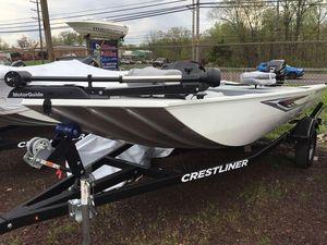 New Crestliner 1600 Storm1600 Storm Bass Boat For Sale