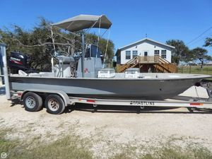 Used Haynie 23' Big Foot Center Console Fishing Boat For Sale