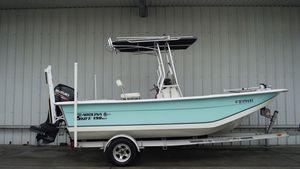 Used Carolina Skiff 198 DLV198 DLV Center Console Fishing Boat For Sale