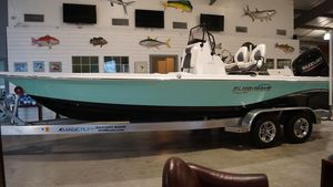 New Blue Wave Boats 2300 PureBayBoats 2300 PureBay Center Console Fishing Boat For Sale