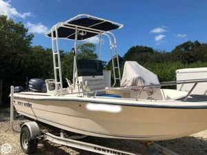 Used Key West 1900 Sportsman Center Console Fishing Boat For Sale