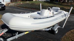 Used Williams Custom TurboJet 325 Inflatable Boat For Sale